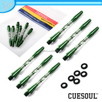 CUESOUL High-Tech Aluminum Shaft Dart Set For Dart Game with Engraved