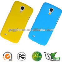 Factory price rubber coated hard case for Samsung Galaxy S4 Mini