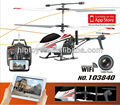 Newest plastic 3.5 Channel RC Helicopter with gyro and light, wifi helicopter toy