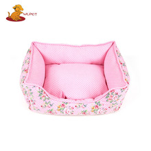 Pet Products Cozy Cotton Cute Dog Beds Puppy Kennel