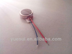 vibrating \motors for cellphone, toy car, massage vibration motor, cosmetic motor