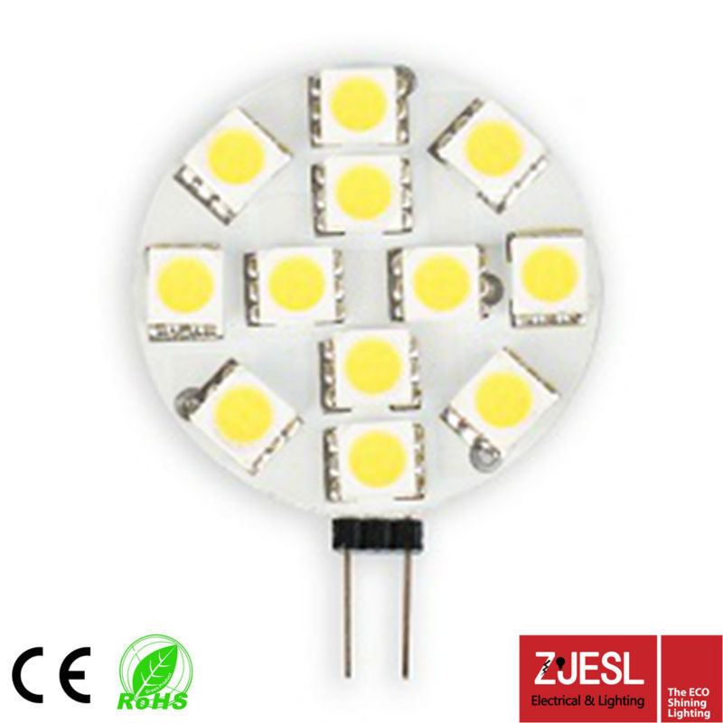 new products on china market SMD5050 g4 led lamp 2.5watt