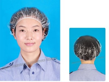 wholesale disposable pe shower cap