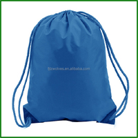 Best price New style personalised custom satin drawstring bag for shoe