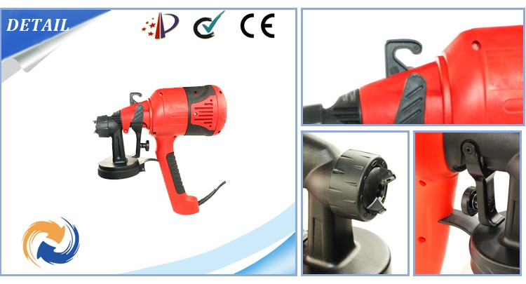 High Quality HVLP Sprayer Paint Spray Gun for Factory Wholesale