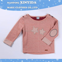 New style new coming cotton polyester children hoodies