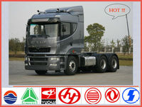 New model CAMC high roof 6*4 truck tractor for sale in hollyhood, tractor, tractor truck sale