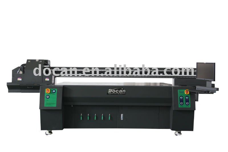 Docan UV flatbed printer UV 2518