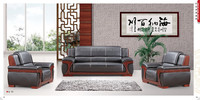 Modern heated leather sofa furniture for sale