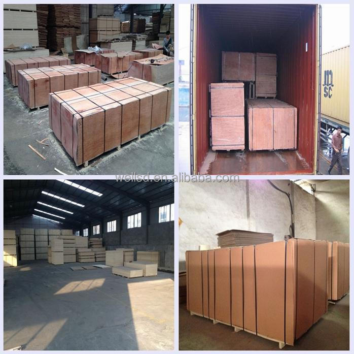 Linyi different size slice cut plb wood veneer