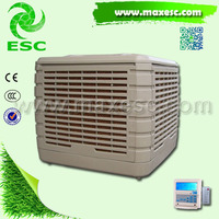 Breeze 220v 18000m3/h evaporative air conditioning cooled and humidified air cooler