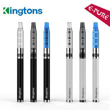 Lowest price e-cigarette buttonless vape pen E-pure shisha hookah head