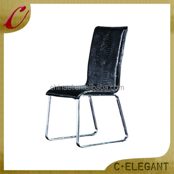 Wholesale products china chromed legs dining chair