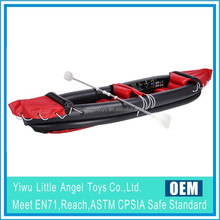 PVC Inflatable 2 person Raft Kayak Canoe Boat with Paddles