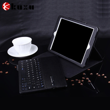 Top Promotion Waterproof Dustproof 2in1 Bluetooth 3.0 Wireless Keyboard Foldable Case Stand Cover Holder for iPad Mini 1 2 3
