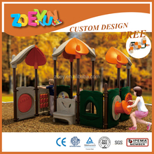attractive outdoor homemade playground equipment for sale