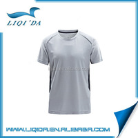 2016 good price wholesale dry fit t shirt sport 100% polyester for man