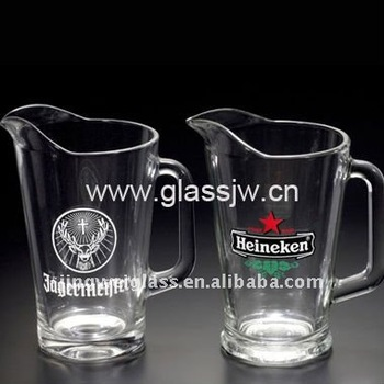 high capacity glass jug