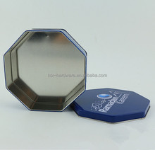 Decorative Custom Made Cookie Metal Gift Box in Shenzhen