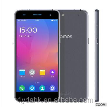 Original Ramos MOS1 Smart phone Dual 4G Lte Mobile Phone Qualcomm MSM8939 Octa Core 5.5 inch FHD 2G RAM 32GB ROM Cell Phone