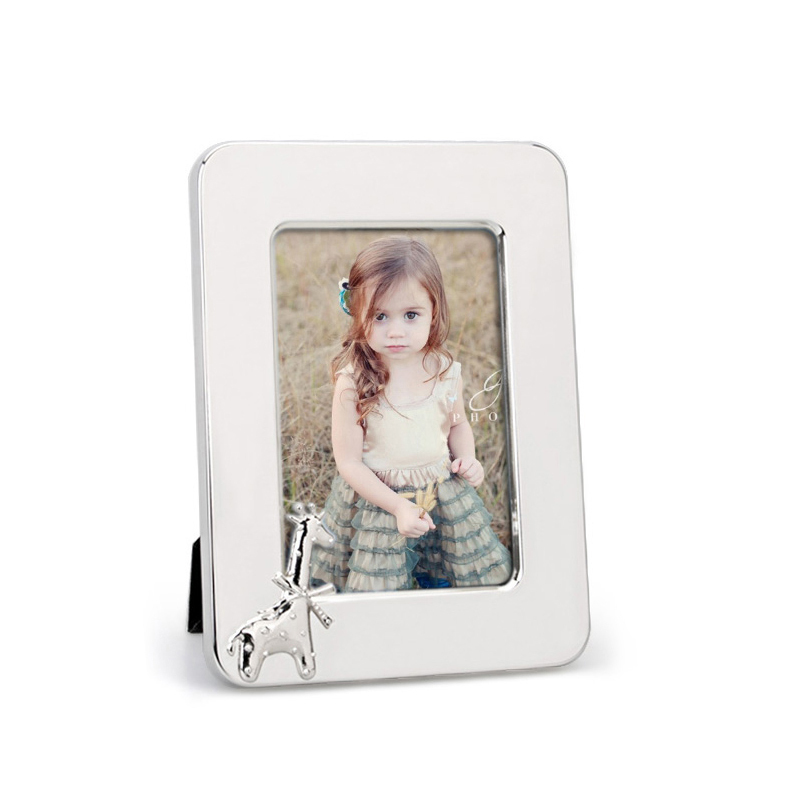 10x15cm giraffe baby frame Fashion Wholesale Acrylic Baby Photo Frame