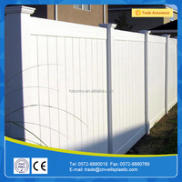 ASTM Standard Picket Top Cheap Privacy