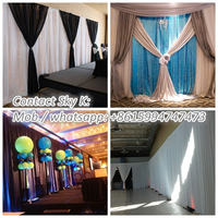 rk portable pipe and drape,pipe and drape kits,pipe and drape backdrop for photo booth