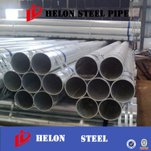 "steel pipe importer ! steel pipes galvanized 4"" sch40 galvanized fence posts"