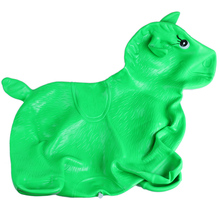 Children toys toy horse ,h0t141 rubber inflatable animal for sale