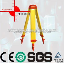 High quality topcon tripod for total station theodolite GPS Prism JM-2B
