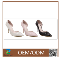 2016 fashion high heel shoes for ladies for woman for office lady new style