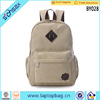 promotional custom printed canvas backpack bag