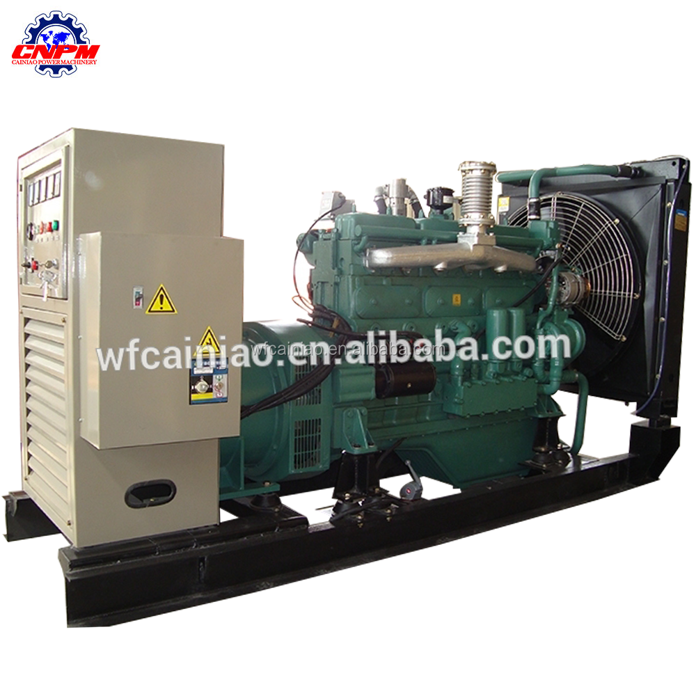 chinese manufacturer r6105zd 6 cylinder water cooled 60 kw diesel generator for sale