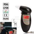 2017 Green Won&OEM Patent Red Backlight Digital Alcohol Breath Tester,Breathalyzer with Mouthpiece