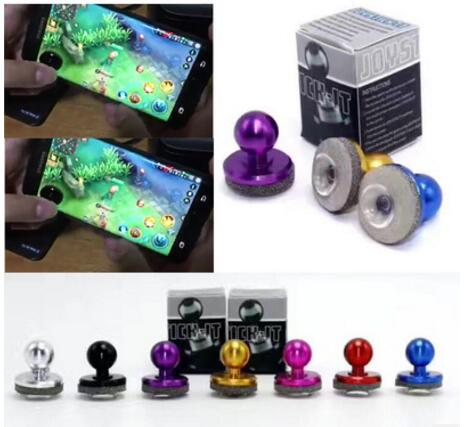 2017 innovative mini touch screen mobile joystick game fling mini joystick