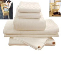 100% cotton white fabric for textile/hotel/hospital bedding sets from China Manufacturer