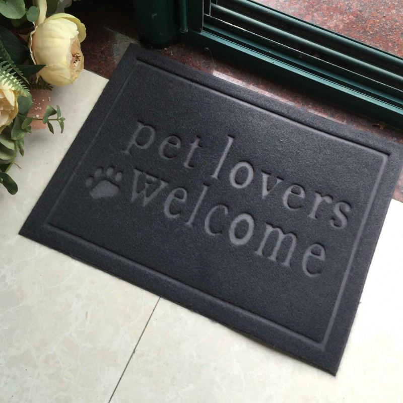 Dog Decor Paw Cleaning Pet Waterproof Mat