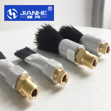 JIANHE YS 4mm 6mm cleaning <strong>brush</strong> Oil <strong>Brushes</strong> For lubrication system