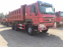 HOWO 16m3 6x4 sinotruk small dump truck for sale