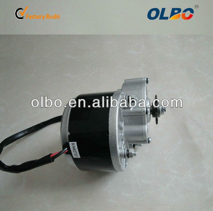 Electric Bicycle Conversion Kit For The DC Motor
