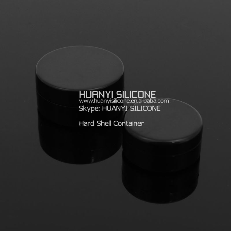 Platinum Cured 5ml Non-stick Silicone Concentrate Container Screw Top Jar,Silicone Bho Container