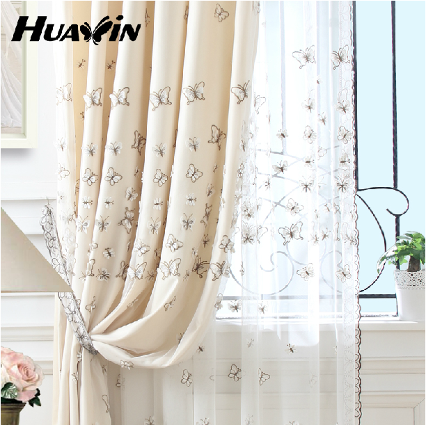 100 polyester curtains,home textile,classic home textile