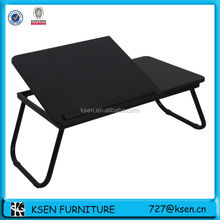 Metal frame folding computer table KC-T278S