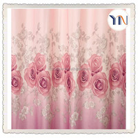 china style printed fabric floral fabric apparel textile for bedroom