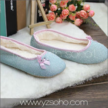 Fashion Chinses style indoor slipper