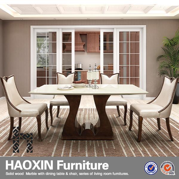 Korean Furniture Wooden Dining Table Artificial Marble  : HTB11s5KpXXXXXlXFXXq6xXFXXXQ from www.alibaba.com size 600 x 600 jpeg 195kB