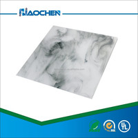 Hot sale! Acrylic Sheet Marble High reflective PMMA acryli sheet
