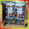Marketing promotion point of sale banner roll up sign
