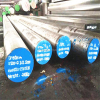 Alloy Steel GCr15 SAE 4140,4340,1045,8620,8640,1020,4320,52100 Round Bar/Hot Rolled