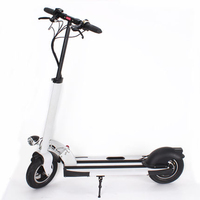 hot sale folding lightweight electric scooter and bike for adults